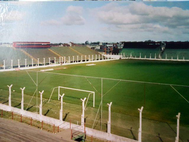 tribunas estadio san martin mar del plata