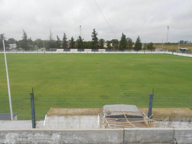 estadio Newbery Rufino