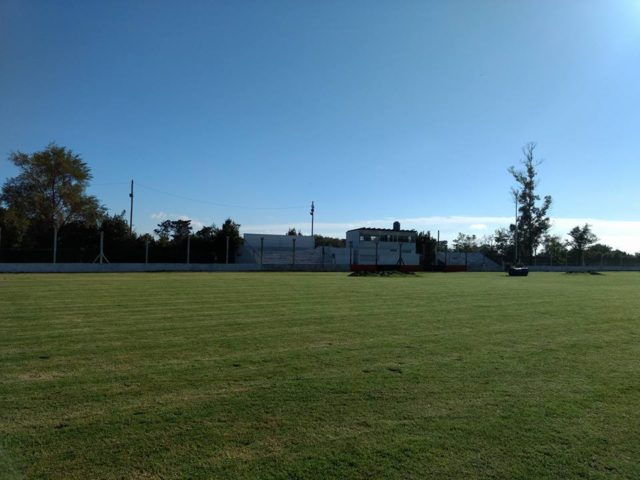 San Lorenzo Mar del Plata tribunas