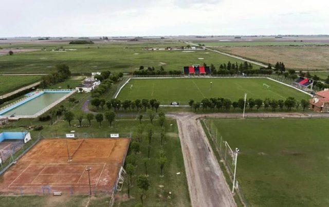 estadio Manuel Boggio Santa Isabel