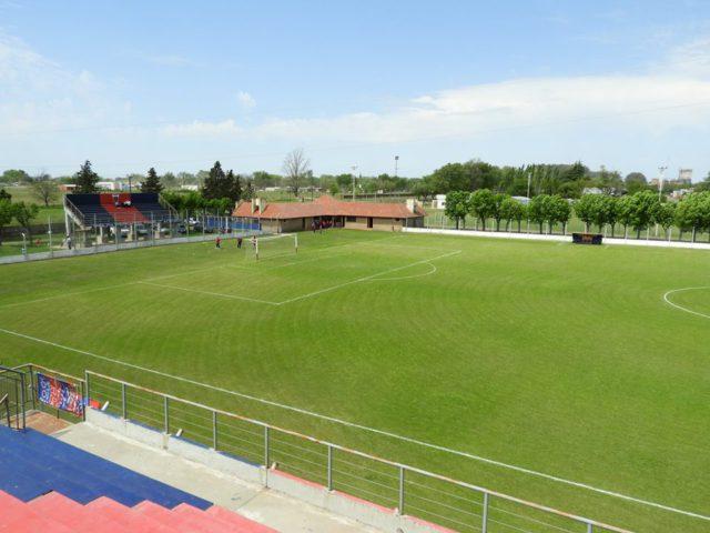 cancha Belgrano Santa Isabel tribuna