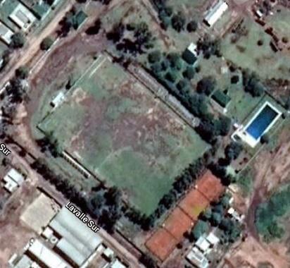 Unión y Juventud Bandera google map