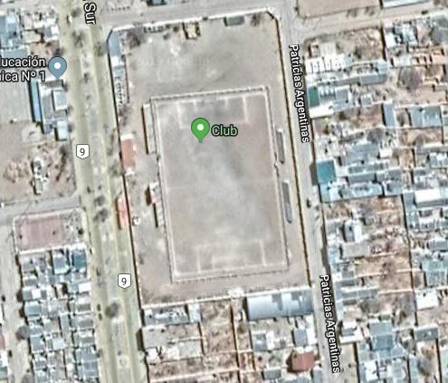Liga Puneña de Fútbol google map