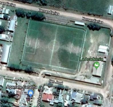 Academia Galarza google map