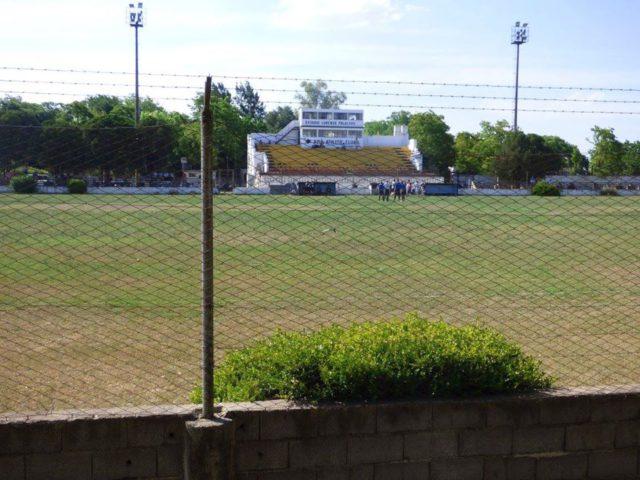 Azul Athletic Club tribuna
