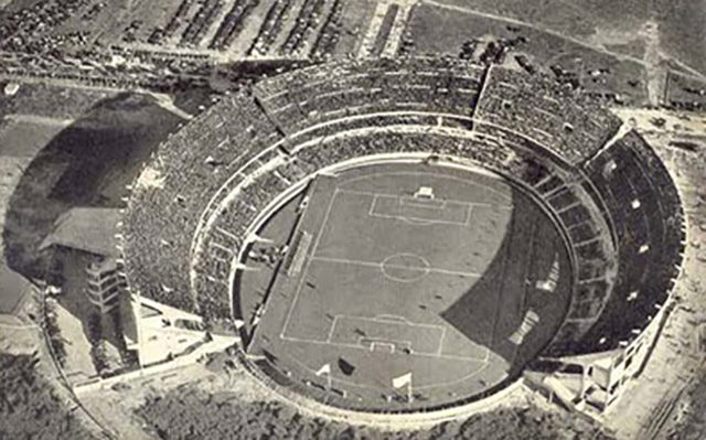 estadio monumental 1938