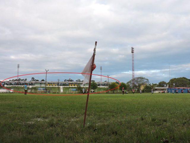 canchas San Lorenzo Liga Formoseña