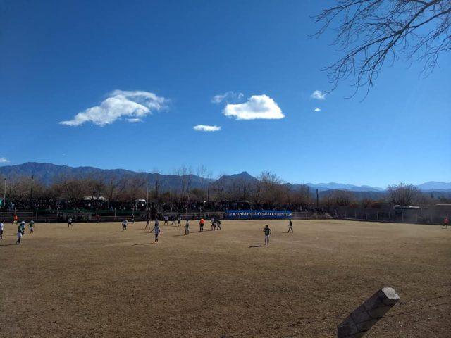 Los Andes Guandacol tribuna