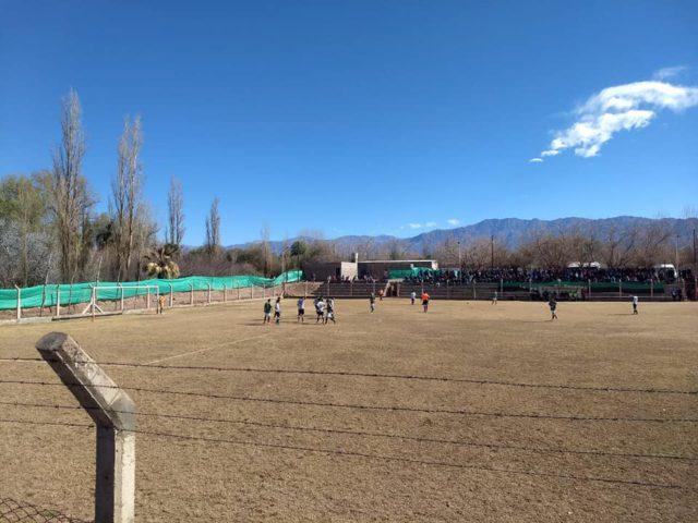 estadio Los Andes Guandacol