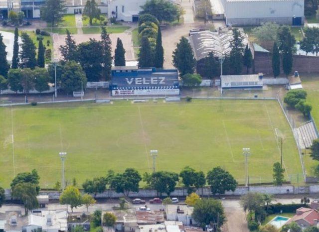 Velez Sarsfield Oliva tribuna