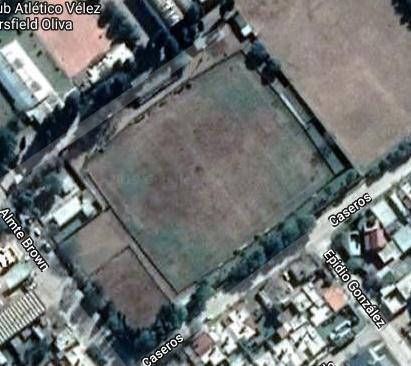 Velez Oliva google map