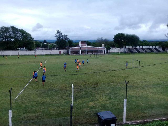 estadio Unión del Norte Burruyacú