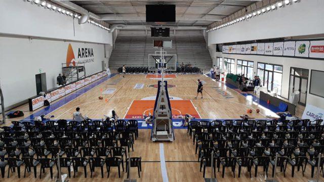 Arena Villa Carlos Paz tribuna