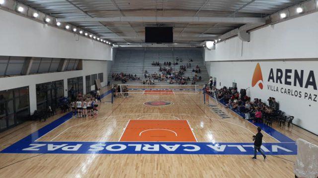 Estadio Arena Villa Carlos Paz tribua2