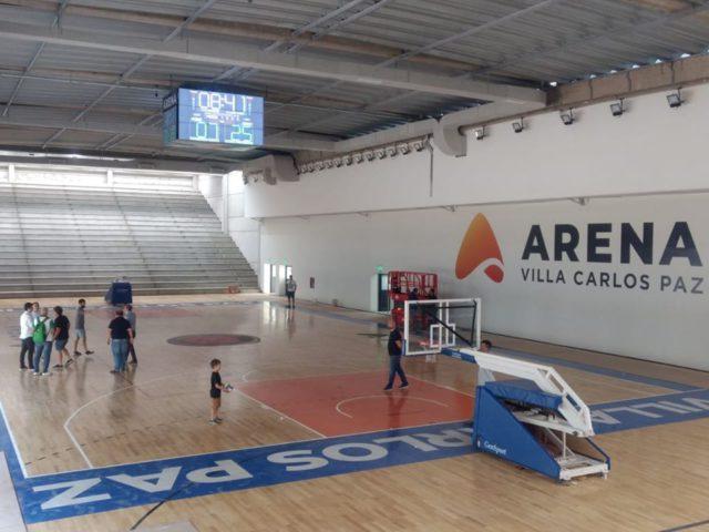 Arena Villa Carlos Paz
