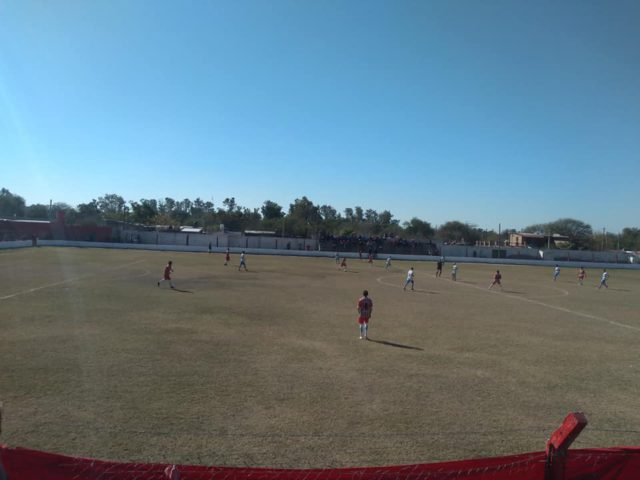 Independiente (Beltrán) tribuna