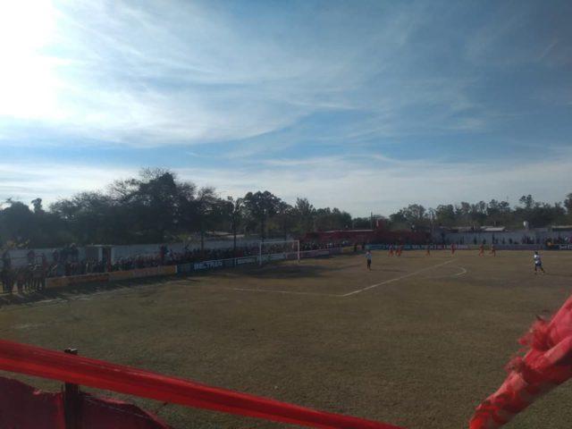 cancha Independiente (Beltrán)