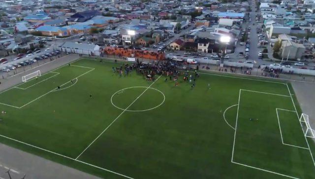 estadio municipal Centro Deportivo Río Grande