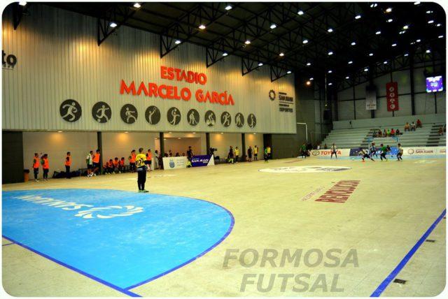 estadio Marcelo Garcia San Juan
