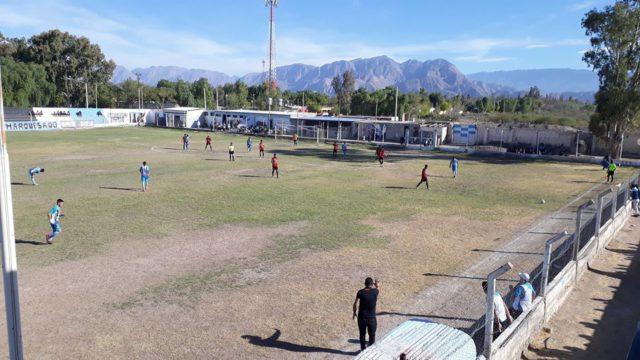 estadio Club Marquesado San Juan