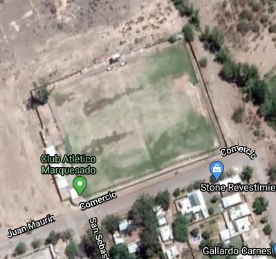 Club Marquesado google map