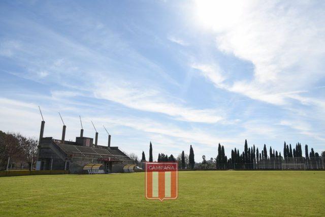 estadio Campaña Carcaraña