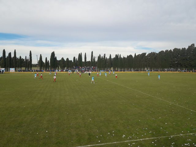estadio Centenario Campaña