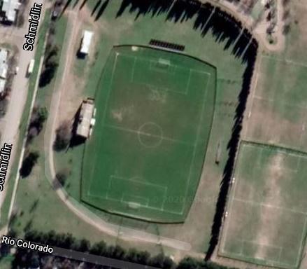 Campaña Carcaraña google map