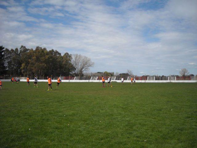 Chacarita Juniors (Azul) tribuna