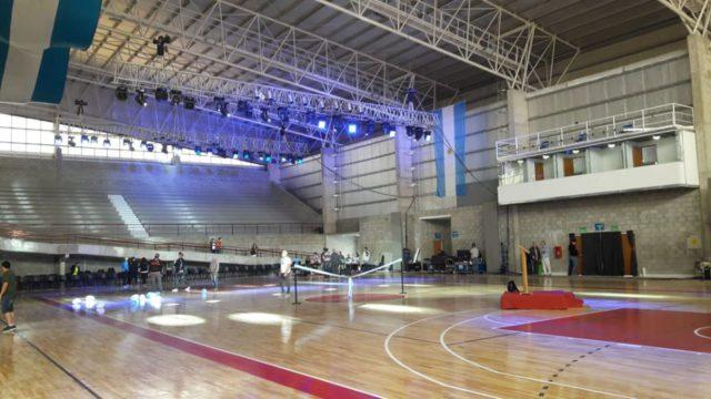 estadio Polideportivo Tres Arroyos