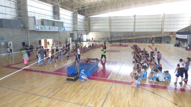 Polideportivo de Tres Arroyos