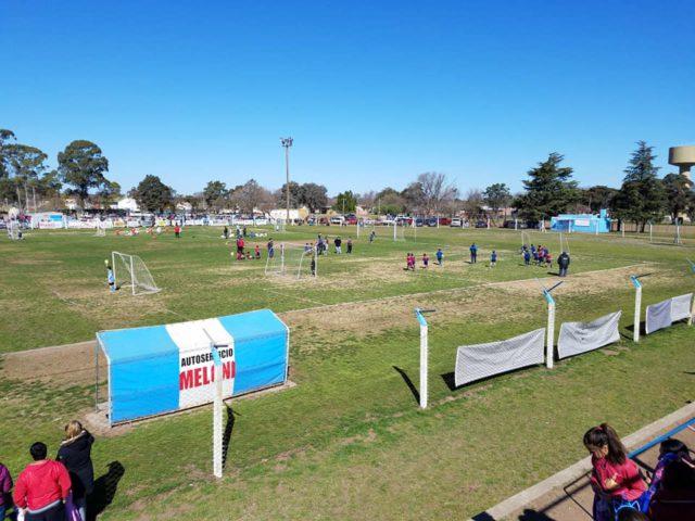 club Argentino (Tres Lomas)
