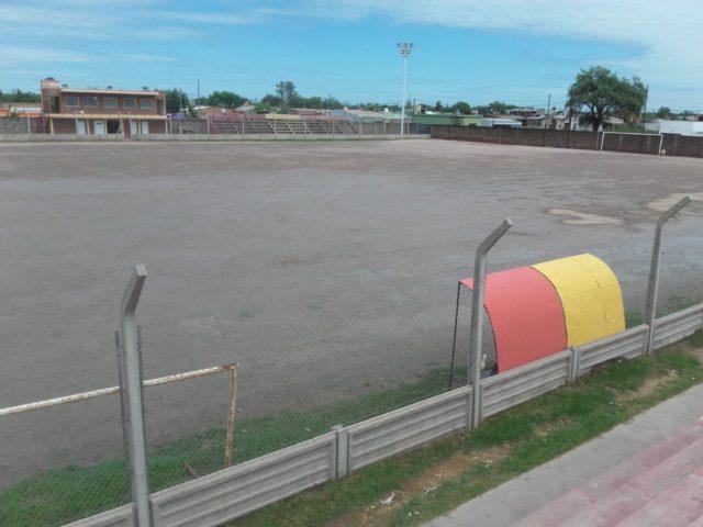 cancha Barrio Sarmiento
