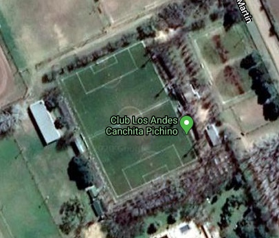 club Los Andes Alcorta google maps