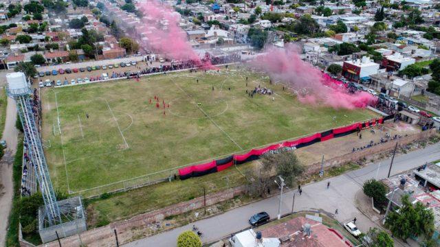 estadio Los Andes Córdoba