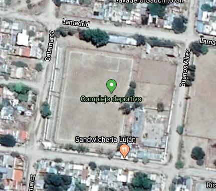 club Rivadavia Cafayate google maps