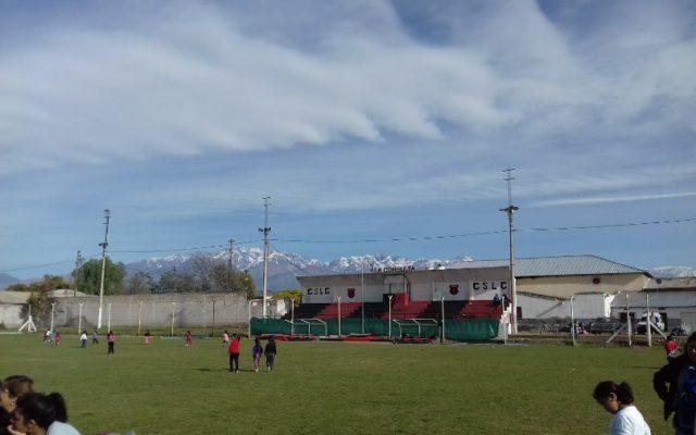 Sportivo La Consulta tribuna