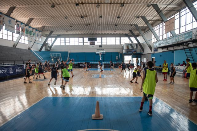Estadio Estudiantes Santa Rosa