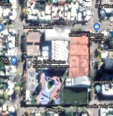 Estudiantes Santa Rosa google map