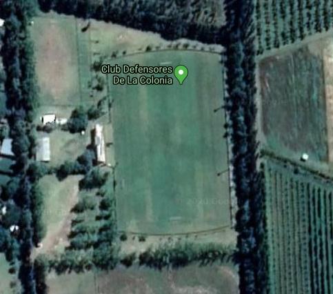 Defensores de La Colonia google map