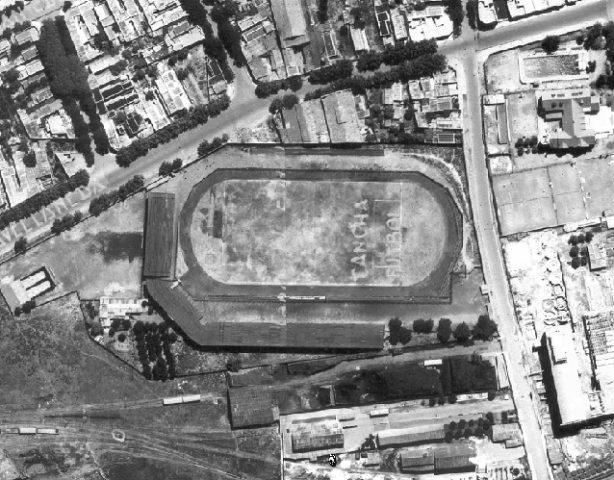 cancha Ferro Carril Oeste 1930