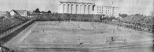 estadio Ferro Carril Oeste 1940
