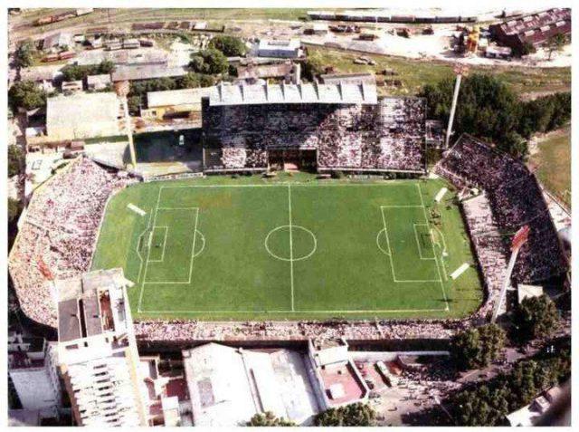 estadio Ferro 1980