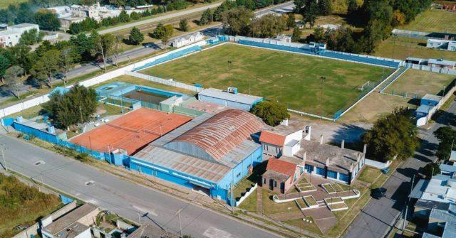 cancha Belgrano FC Berrotaran