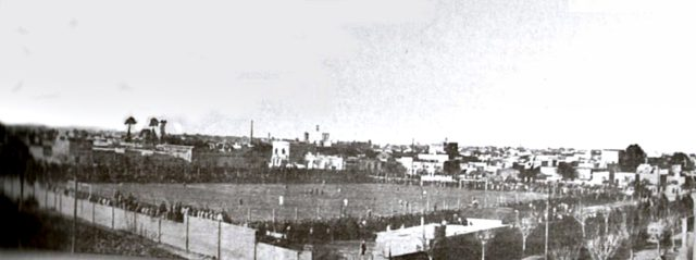 cancha Fraga y estomba 1940