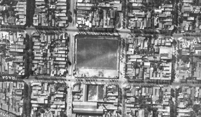 cancha Fraga Estomba 1940