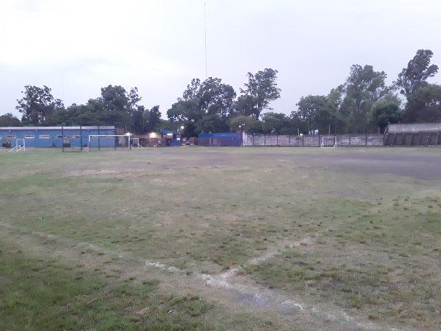 Estadio Hector Jara Lunghi Formosa