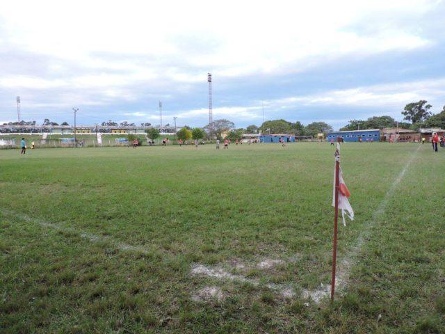 Estadio Hector Jara Lunghi