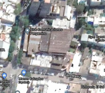 Comunicaciones Pergamino google map