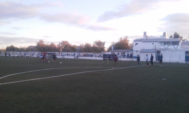estadio de Don Bosco Zapala